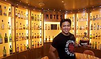 CT- Notes Whisky Tasting Bar aboard HAL Koningsdam S. Caribbean Cruise, Caribbean Sea 3 19