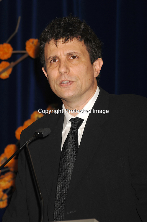 David Remnick ..at The National Book Awards Gala on November 15, 2006 ..at The Marriott Marquis Hotel in New York City...Photo by Robin Platzer, Twin Images