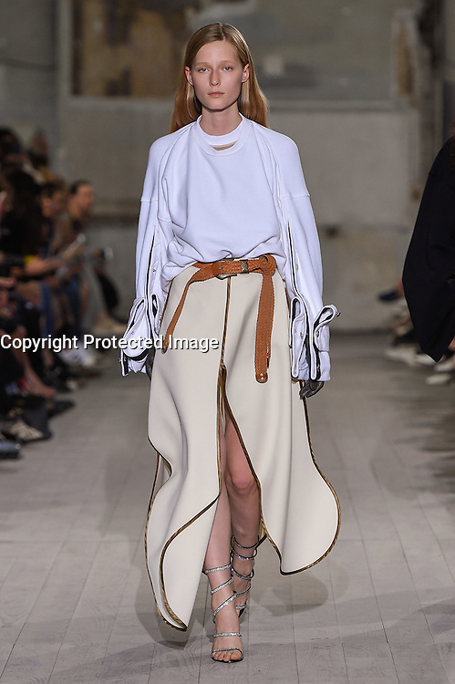 womenswear ready to wear<br /> pr&Iacute;t a porter<br /> summer 2017<br /> Y/PROJECT