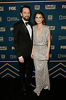 Beverly Hills, CA - JAN 06:  Matthew Rhys and Keri Russell attend the FOX, FX, and Hulu 2019 Golden Globe Awards After Party at The Beverly Hilton on January 6 2019 in Beverly Hills CA. <br /> CAP/MPI/IS/CSH<br /> ©CSHIS/MPI/Capital Pictures