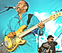 The Meters at the 2011 Voodoo Festival in New Orleans, LA.
