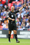 Referee Bobby Madley during the The FA Community Shield match at Wembley Stadium, London. Picture date 6th August 2017. Picture credit should read: Charlie Forgham-Bailey/Sportimage