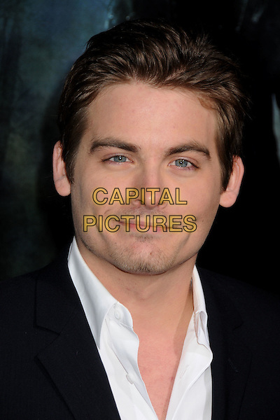 """KEVIN ZEGERS.""""Friday The 13th"""" Los Angeles Premiere at Grauman's Chinese Theatre, Hollywood, California, USA..February 9th, 2009.headshot portrait stubble facial hair .CAP/ADM/BP.©Byron Purvis/AdMedia/Capital Pictures."""