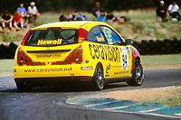 #94 Gareth Howell. GR Motorsport. Ford Focus.