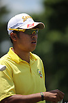 Hideki Matsuyama (JPN),<br /> JUNE 14, 2013 - Golf :<br /> Hideki Matsuyama of Japan in action during the U.S. Open Championship<br /> at the Merion Golf Club, East course in Haverford Township, Delaware Country, Pennsylvania.<br /> (Photo by Koji Aoki/AFLO SPORT) [0008]