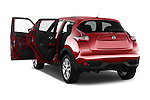 Car images of a 2015 Nissan Juke Acenta 5 Door Suv Doors