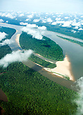 BRAZIL,  Amazon Jungle landscape shot from an airplane