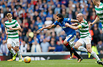 Carlos Peña and Scott Brown