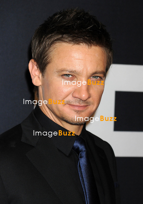 "Jeremy Renner at the premiere of ""The Bourne Legacy"" in New York City. .New York, July 30, 2012.."