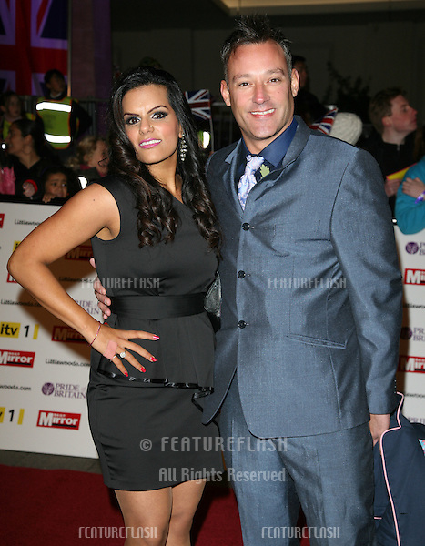 Toby Anstis arriving for the 2010 Pride Of Britain Awards, at the Grosvenor House Hotel, London. 08/11/2010  Picture by: Alexandra Glen / Featureflash