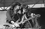 Joe Perry, Steven Tyler, Oakland Coliseum, 7/23/78