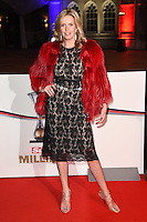 Penny Lancaster at The Sun Military Awards 2016 (The Millies) at The Guildhall, London. <br /> December 14, 2016<br /> Picture: Steve Vas/Featureflash/SilverHub 0208 004 5359/ 07711 972644 Editors@silverhubmedia.com