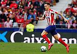 Atletico de Madrid's Saul ?iguez during La Liga match. Mar 07, 2020. (ALTERPHOTOS/Manu R.B.)
