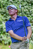 Roberto Castro (USA) watches his tee shot on 3 during round 1 of the World Golf Championships, Mexico, Club De Golf Chapultepec, Mexico City, Mexico. 3/2/2017.<br /> Picture: Golffile | Ken Murray<br /> <br /> <br /> All photo usage must carry mandatory copyright credit (&copy; Golffile | Ken Murray)