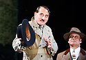 The Resistable Rise of Arturo Ui by Bertolt Brecht, translated by George Tabori and directed by Jonathan Church. With Henry Goodman as Arturo Ui, Michael Feast as Roma. Opens at The Minerva Theatre  in Chichester  on 11/7/12.CREDIT Geraint Lewis