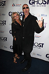 Dee Snider & Wife.attending the Broadway Opening Night Performance of 'GHOST' a the Lunt-Fontanne Theater on 4/23/2012 in New York City. © Walter McBride/WM Photography .