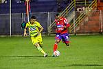 Deportivo Pasto igualó como local 0-0 ante Atlético Bucaramanga. Fecha 14 Liga Águila II-2017.