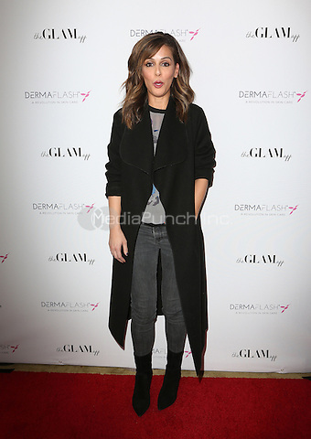 BEVERLY HILLS, CA - FEBRUARY 24: Megan Henderson, at the Dermaflash and The Glam App Pre-Oscar event at The Peninsula Hotel In Beverly Hills, California on February 24, 2017. Credit: Faye Sadou/MediaPunch