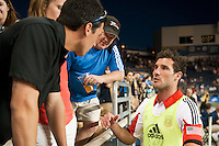 Philadelphia Union vs DC United , June 16, 2012