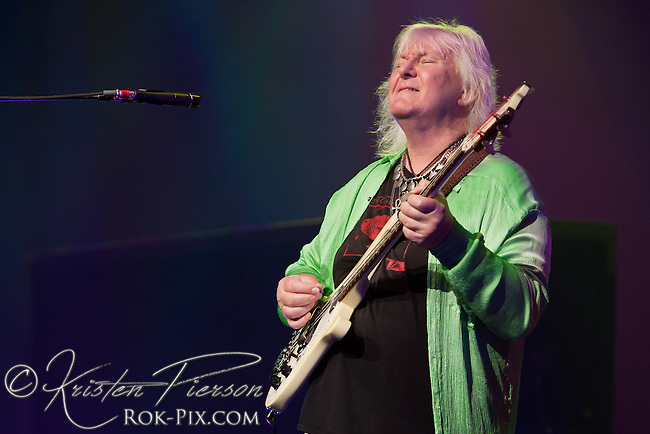 Yes concert at MGM Grand at Foxwoods July 8, 2011.