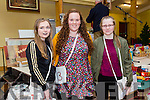 St. Brendan's Community Centre, Ballydwyer Annual Bazaar on Sunday Pictured Helpers Ciara Curran, Orla O'Connell and Lisa Curran