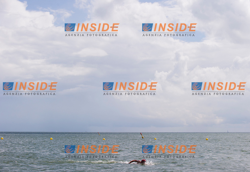 Race<br /> Hoorn, Netherlands <br /> LEN 2016 European Open Water Swimming Championships <br /> Open Water Swimming<br /> Men's 5km<br /> Day 02 12-07-2016<br /> Photo Giorgio Perottino/Deepbluemedia/Insidefoto