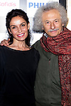 26.04.2012. photocall of the celebration of the new stage of the Teatro Alcazar and Cofidis. In the image Rafael Alvarez El Brujo and Blanca Marsillach (Alterphotos/Marta Gonzalez)