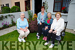 Betty McCarthy Ann O'Sullivan Charperson   Bernie O'Leary and Susan Walsh from Killarney Active Retirement
