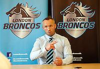 London Broncos v Leigh Centurions 26-6-2016