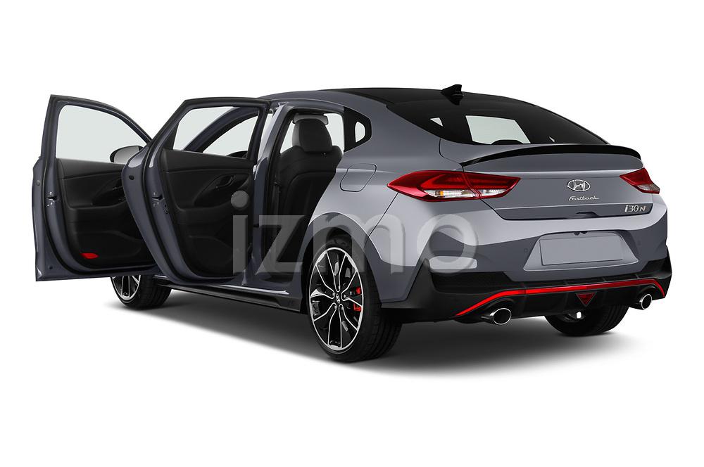Car images of 2019 Hyundai i30-Fastback-N Performance-Pack 5 Door Hatchback Doors