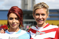 SOCCER SIX Celebrity Football - Mile End Stadium - 31 August 2014