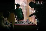 [English] Inauguration of the welcome center for isolated minors seeking asylum (CAOMIDA) at Boisy StLeger, near Paris.<br /> <br /> [Francais] Inauguration du centre d'accueil et d'orientation pour mineurs isoles demandeurs d'asile (CAOMIDA) a Boissy St Leger.