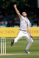 Paul Walter in bowling action for Essex during Essex CCC vs Warwickshire CCC, Specsavers County Championship Division 1 Cricket at The Cloudfm County Ground on 21st June 2017