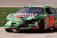 Bobby Labonte's championship hopes took a hit at Talladega during the Diehard 500 in Aprill 2000.  (Photo by Brian Cleary)