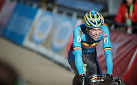 fresh world champion Wout Van Aert (BEL)<br /> <br /> 2014 UCI cyclo-cross World Championships, Men U23