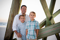 Chung family portraits on 10-22-16 at Atlantic Beach, Fl
