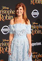 30 July 2018 - Burbank, California - Kristin Burr. Disney's 'Christopher Robin' Los Angeles Premiere held at Walt Disney Studios. <br /> CAP/ADM/FS<br /> &copy;FS/ADM/Capital Pictures