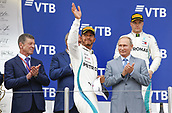 2018 Formula One Grand Prix of Russia Race Day Sep 30th