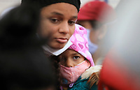 BOGOTA, COLOMBIA - April 13:  Immigrants from Venezuela head to their country due to COVID-19 pandemic on April 13, 2020 in Bogota, Colombia. COVID-19 pandemic has now at least 2 million cases worldwide and  1,864,629 people dead.  (Photo by Daniel Munoz/VIEWpress)