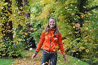 SCHAATSEN: YSBRECHTUM, 23-10-2015,Team4Gold perspresentatie, Melissa Wijfje, ©foto Martin de Jong