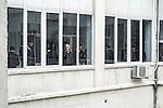 Baku - Azerbaijan - 17 December 2014 -- Azerbaijan State Marine Academy. -- Students and teachers after classes. -- PHOTO: Sitara Ibrahimova / EUP-IMAGES