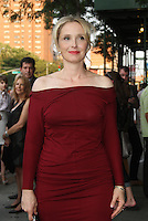 NEW YORK CITY,NY - August 08, 2012:  Julie Delpy at The Magnolia Pictures screening of 2 Days in New York at The Landmark Sunshine Cinema in New York City. &copy; RW/MediaPunchInc.. /Nortephoto.com<br />