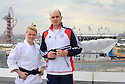 12/04/2012.  ***FREE PHOTO FOR EDITORIAL USE***..GB target shooter and John Lewis Partner (employee) Nick Baxter and GB judo athlete Kate Walker get ready to battle for a place at London 2012. John Lewiss Partners in Sport programme supports Partners and their close family members competing at a national level or above in their chosen sport in the run up to the Olympic and Paralympic Games..All Rights Reserved - F Stop Press.  www.fstoppress.com. Tel: +44 (0)1335 300098.Copyrighted Image. Fees charged will reflect previously agreed terms or space rates for individual publications, states or country.