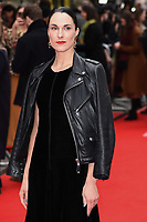 """Drew Jacoby<br /> arriving for the """"Radioactive"""" premiere at the Curzon Mayfair, London.<br /> <br /> ©Ash Knotek  D3560 07/03/2020"""