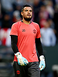 Sergio Romero of Manchester United during the UEFA Europa League Final match at the Friends Arena, Stockholm. Picture date: May 24th, 2017.Picture credit should read: Matt McNulty/Sportimage