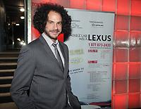 Montreal (Qc) CANADA - Jean-Philippe Anwar, MC de 39 ieme tirage de Terre Sans Frontiere en collaborationa avec Lexus, suivi du spectacle de Jacques Kuba Seguin au Cabaret du Mile End, le 30 mai 2013.<br /> Photo : Philippe Doyon