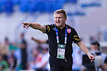 Bahrain Head Coach Miroslav Soukup reacts during the AFC Asian Cup UAE 2019 Group A match between Bahrain (BHR) and Thailand (THA) at Al Maktoum Stadium on 10 January 2019 in Dubai, United Arab Emirates. Photo by Marcio Rodrigo Machado / Power Sport Images