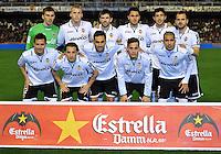 Valencia CF vs Levante UD 2012/2013