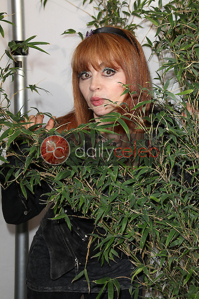 """Judy Tenuta<br /> at the Green Carpet World Premiere and Panel Discussion of """"Illicit Ivory,"""" Los Angeles Zoo Witherbee Auditorium, Los Angeles, CA 05-26-15<br /> David Edwards/DailyCeleb.Com 818-249-4998"""