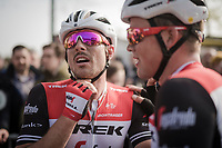 John DEGENKOLB (DEU/Trek-Segafredo) finishes a strong 2nd <br /> <br /> 81st Gent-Wevelgem 'in Flanders Fields' 2019<br /> One day race (1.UWT) from Deinze to Wevelgem (BEL/251km)<br /> <br /> ©kramon